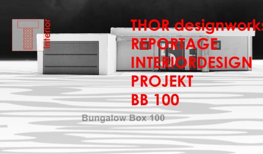 thor designworks   REPORTAGE BB100